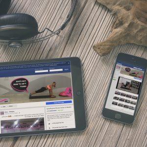 רייך ברנדינג ניהול עמוד פייסבוק